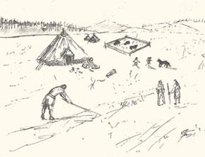 العصر الحجري الحديث (ميزوليثيك)