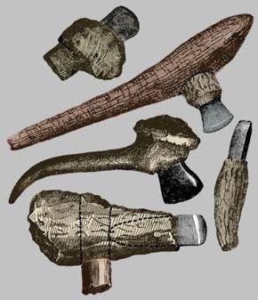 عصر الحجر والمعادن (نيوليثيك)