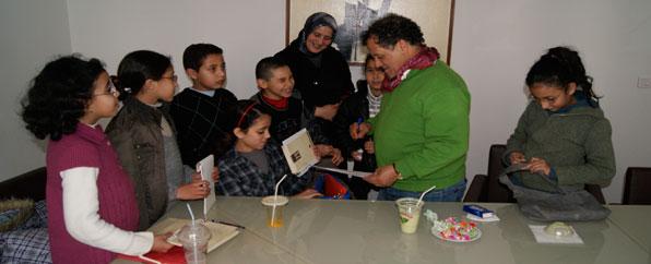 ناديي الفنون والعمران في لقاء تواصلي مع رئيس مؤسسة متاحف المغرب مهدي قطبي