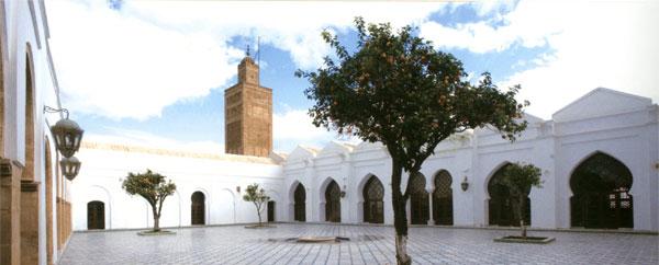 المسجد الأعظم بسلا.. لمحة تاريخية