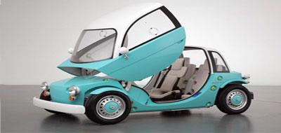 ابتكار سيارة رياضية جديدة يقودها الأطفال