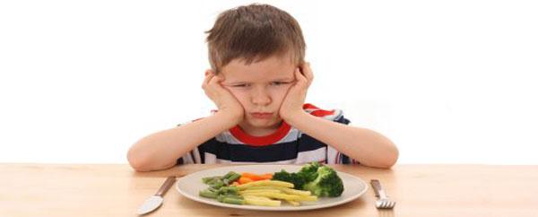 الأطفال هم الأكثر معاناة من الحساسية ضد الأغذية