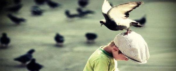 تغاريد الطيور تساعد في تعلم الاطفال للكلام!