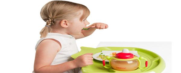 الاجتماع على المائدة تزيد شهية الأطفال