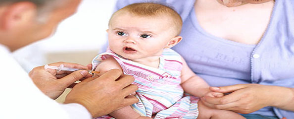 شهر تلقيح الطفل يحدد مدى مقاومته للأمراض