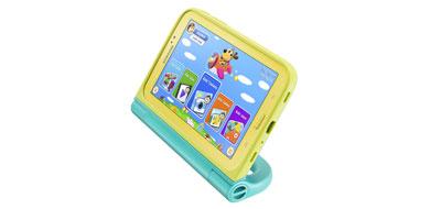 Galaxy Tab 3 Kids : جهاز لوحي مخصص للأطفال من سامسونج.
