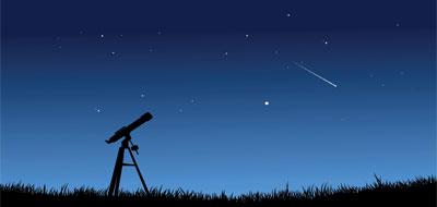 بداية اكتشاف التليسكوب