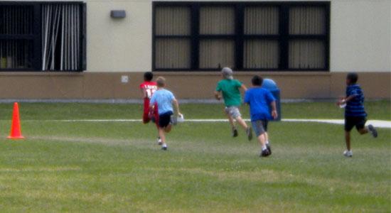 ساعة رياضة في اليوم ترفع مستوى طفلك الدراسي