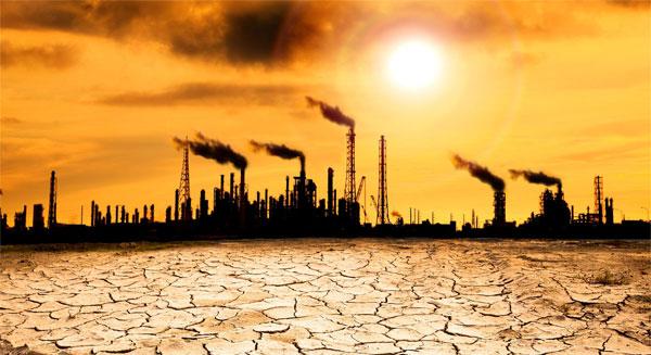 أخطار التلوث البيئي على الحياة