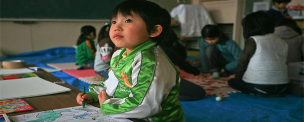الدخول المدرسي في اليابان