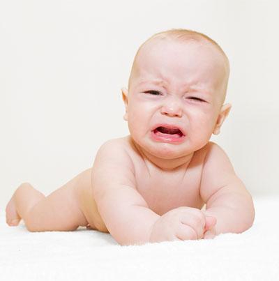 ابتكار جهاز يتعرف على أسباب بكاء الأطفال