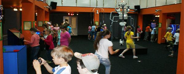 متاحف تفاعلية للأطفال