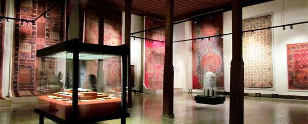 متحف الفنون التركية والإسلامية في اسطنبول