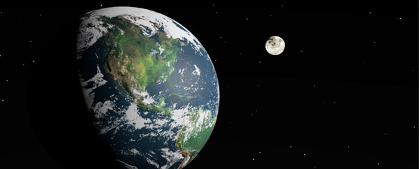 """هل سرقت الأرض قمرها من """"الزهرة""""؟"""