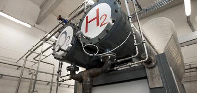طريقة جديدة للاستفادة من الطاقة الهيدروجينية