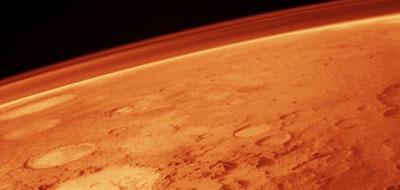 اكتشاف محيط جاف في المريخ