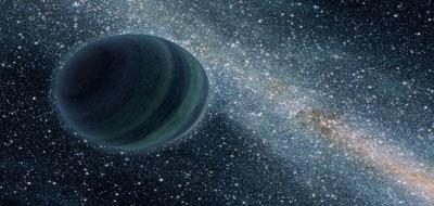 اكتشاف كوكب مارق بلا نجم