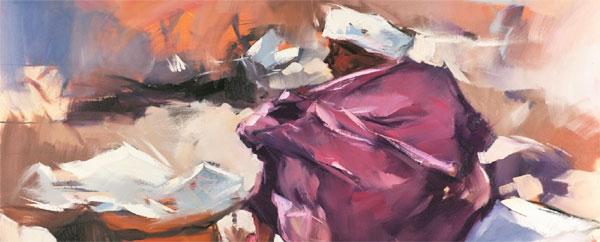 """معرض """"الفن المغربي المعاصر: ألوان وأضواء المغرب"""" بمكسيكو سيتي"""