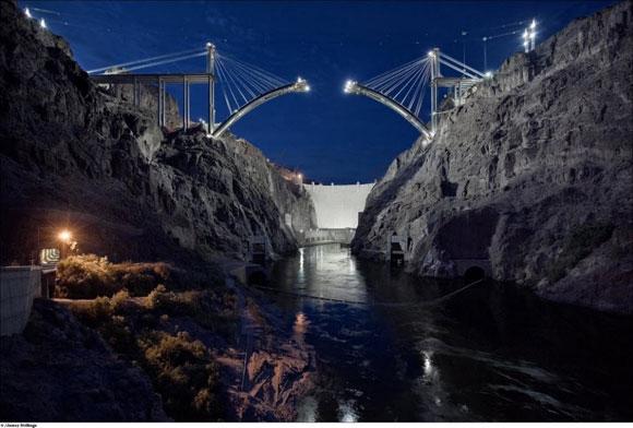 جسر سد هوفر في أمريكا نموذج للإبداع المتطور
