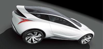 اختراع مبهر وعجيب.. سيارة المستقبل
