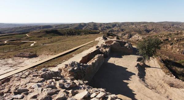 اكتشاف مدينة أثرية عمرها 4500 سنة