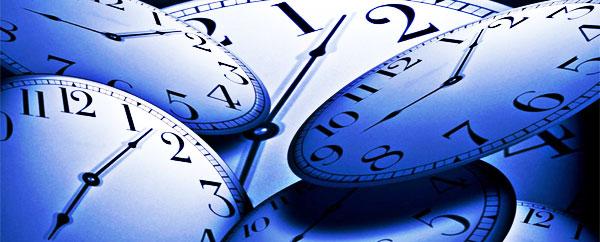 اكتشاف الساعة