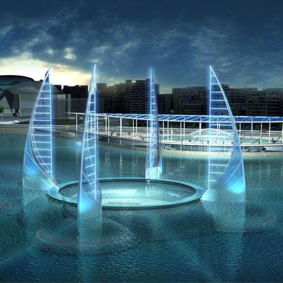 أول متحف تحت الماء في العالم