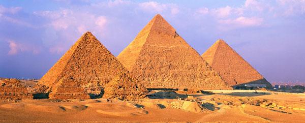 العثور على هرم صغير أقدم من هرم خوفو في جنوب مصر