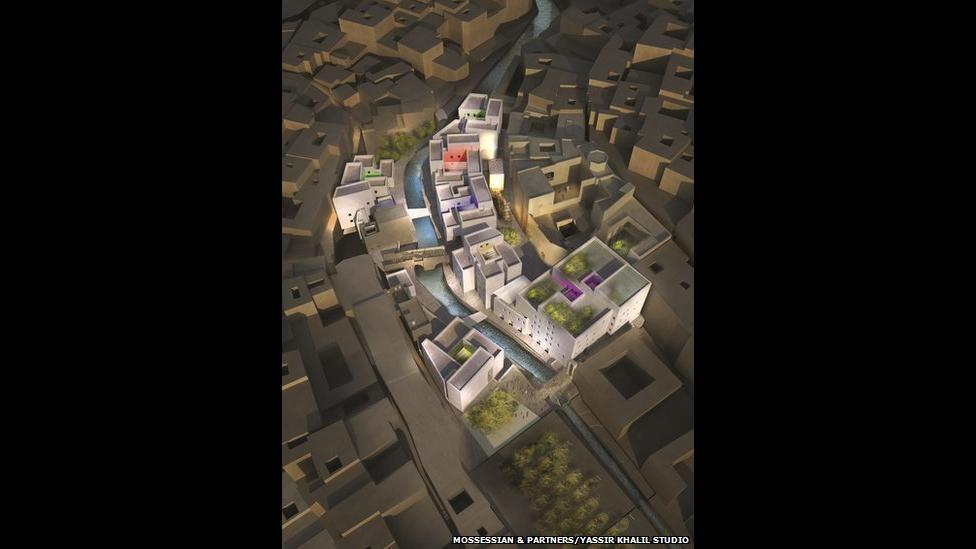 مسابقة مشاريع الهندسة المعمارية المستقبلية