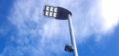 الإضاءة الذكية للشوارع!