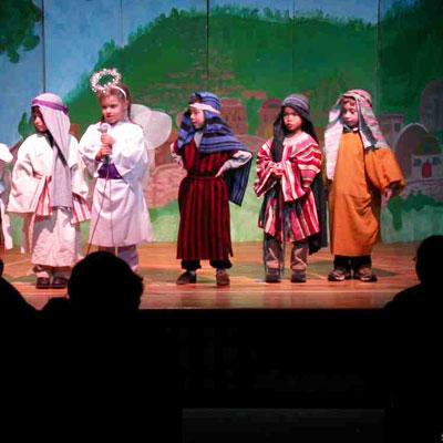 أهمية مسرح الطفل