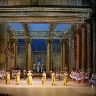 المسرح عند الفراعنة