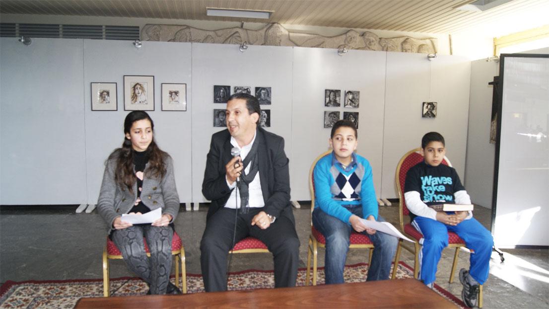 محمد بنحساين.. المسرح يدرب على الحياة بصورة إيجابية