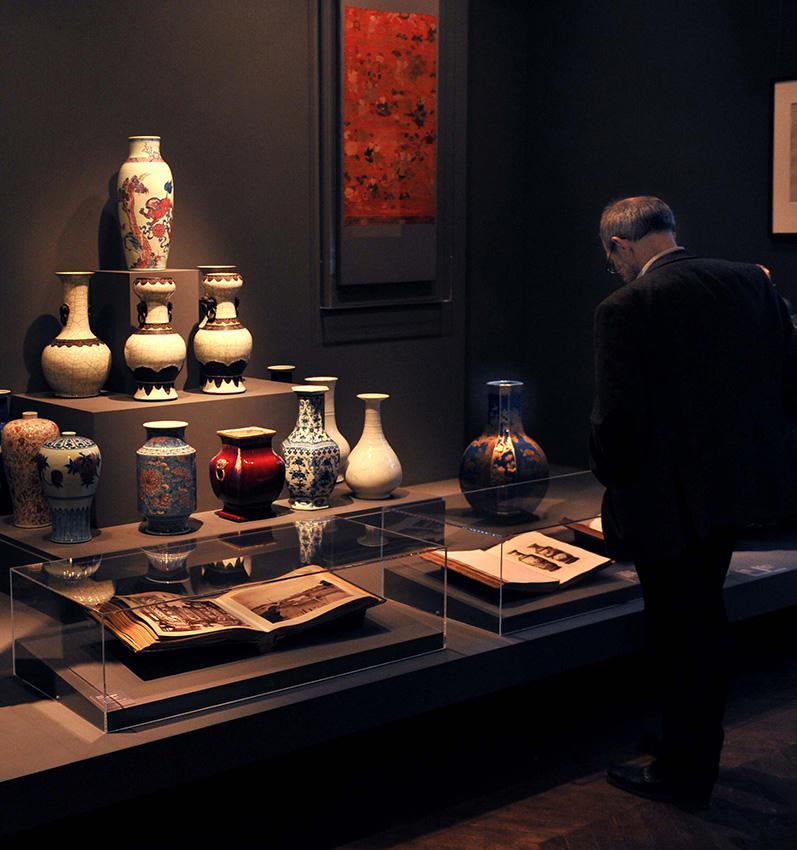 معرض التحف الصينية