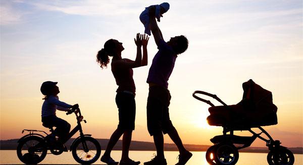 الأسرة.. نواة المجتمع!