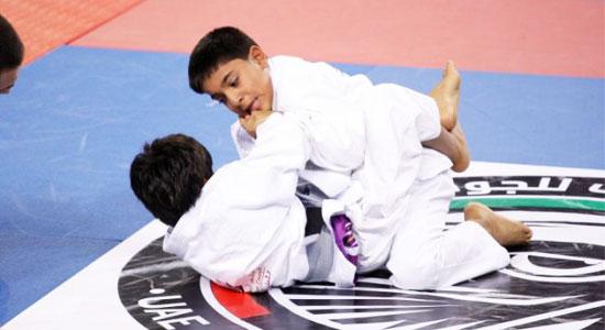 بطولة أبو ظبي العالمية لمحترفي الجوجيتسو 2014 وكأس العالم للأطفال