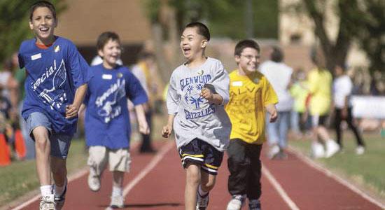 التربية الرياضية لذوي الاحتياجات الخاصة
