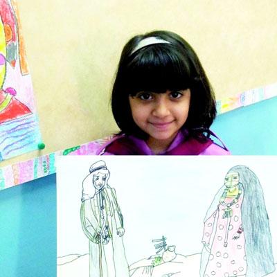 الطفولة فن ومواهب