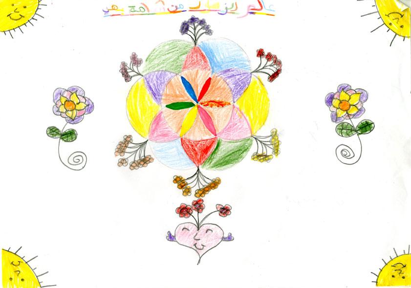 عالم الزهور