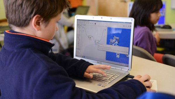 نسخ الكترونية موجّهة للأطفال