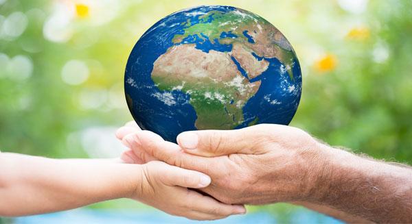 بمناسبة يوم الأرض العالمي
