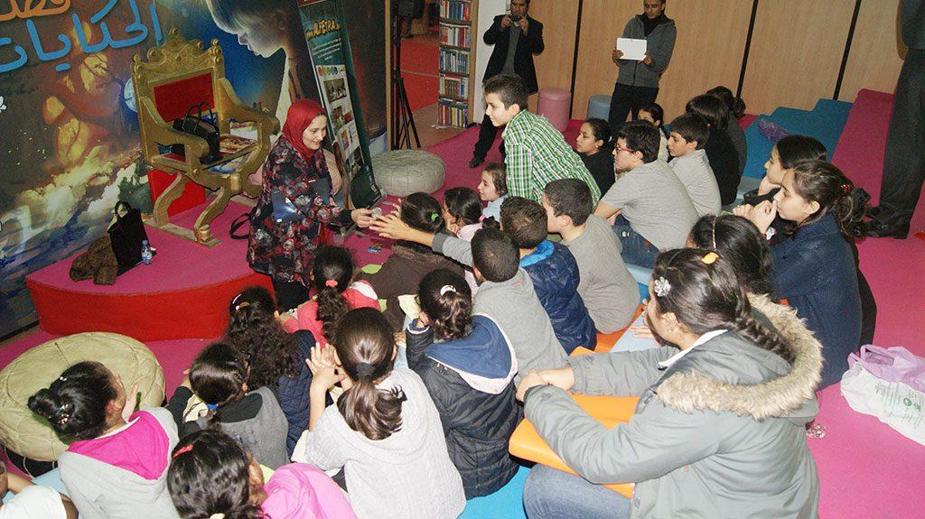 """مروية """"البوصلة"""" بمعرض الدار البيضاء لكتاب الطفل والناشئة"""