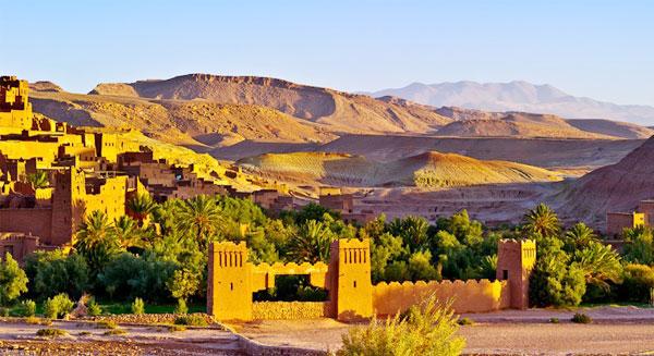 المغرب بلادي وموطن أجدادي