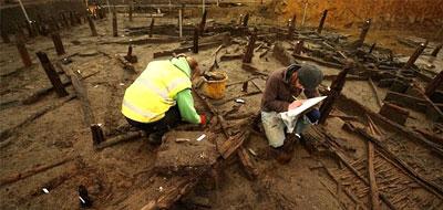 آثار محفوظة من العصر البرونزي