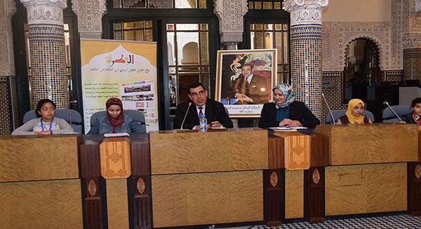 نادي العمران ينظم لقاءً مع الأستاذ لحسن تاوشيخت حول تاريخ الحضارة المغربية