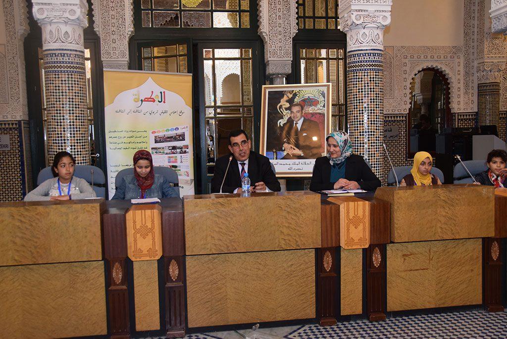 """""""نادي العمران"""" ينظم لقاءا مع الأستاذ لحسن تاوشيخت حول تاريخ الحضارة المغربية"""