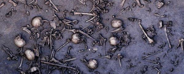 """العثور على آثار """"حرب عالمية أولى"""" تعود إلى العصر البرونزي في أوروبا"""