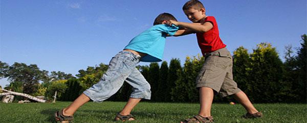 أسباب السلوك العنيف لدى الأطفال!