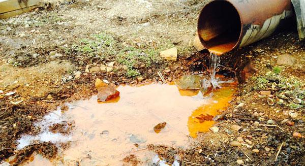 تلوث التربة وأسبابه