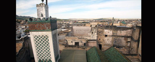 مسجد الشرابليّن بفاس